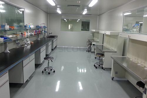 分子生物实验室设计方案,实验室建设装修-喜格实业