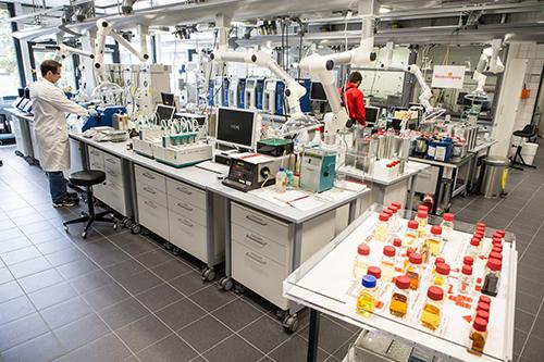 sicolab生物安全实验室中离心机的安全使用要求