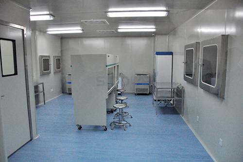 微生物实验室设计规划,实验室建设装修-喜格实业
